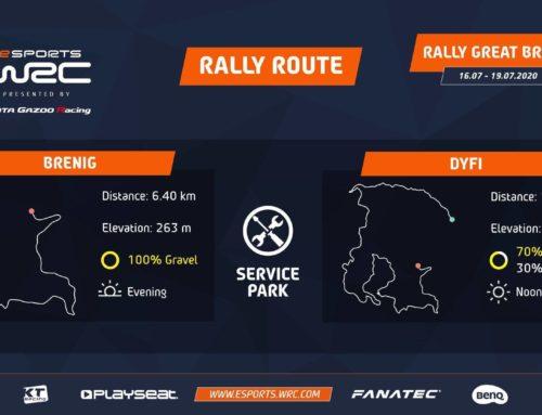 CYMRU AM BYTH – Penultima tappa del Mondiale WRC