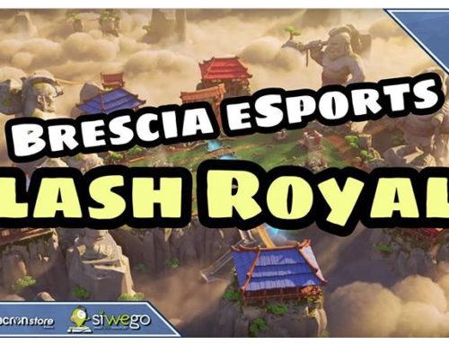 Brescia eSports on Clash Royale – Ecco il Clan Ufficiale!