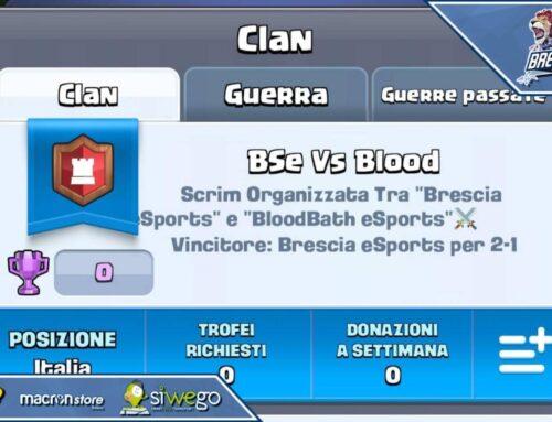 Primi assaggi di Team Competitive per Clash Royale