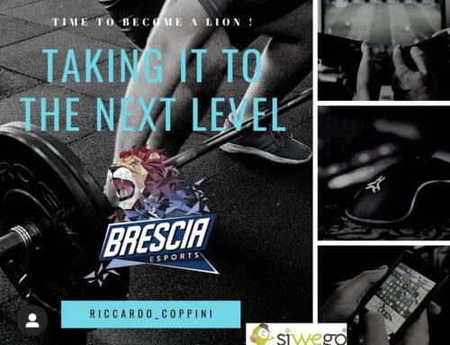 eSport Trainer – Riccardo Coppini al fianco dei Leoni !