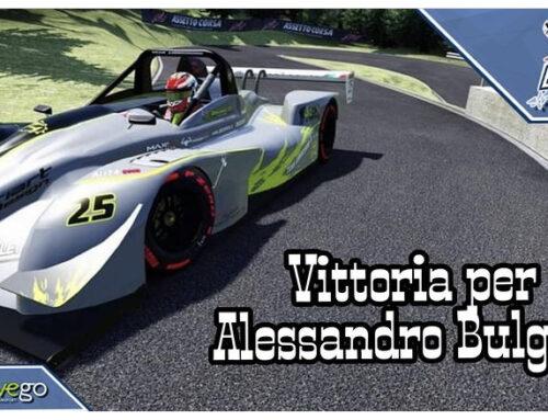 Allenamento & Costanza – Alessandro Bulgari non si ferma più !