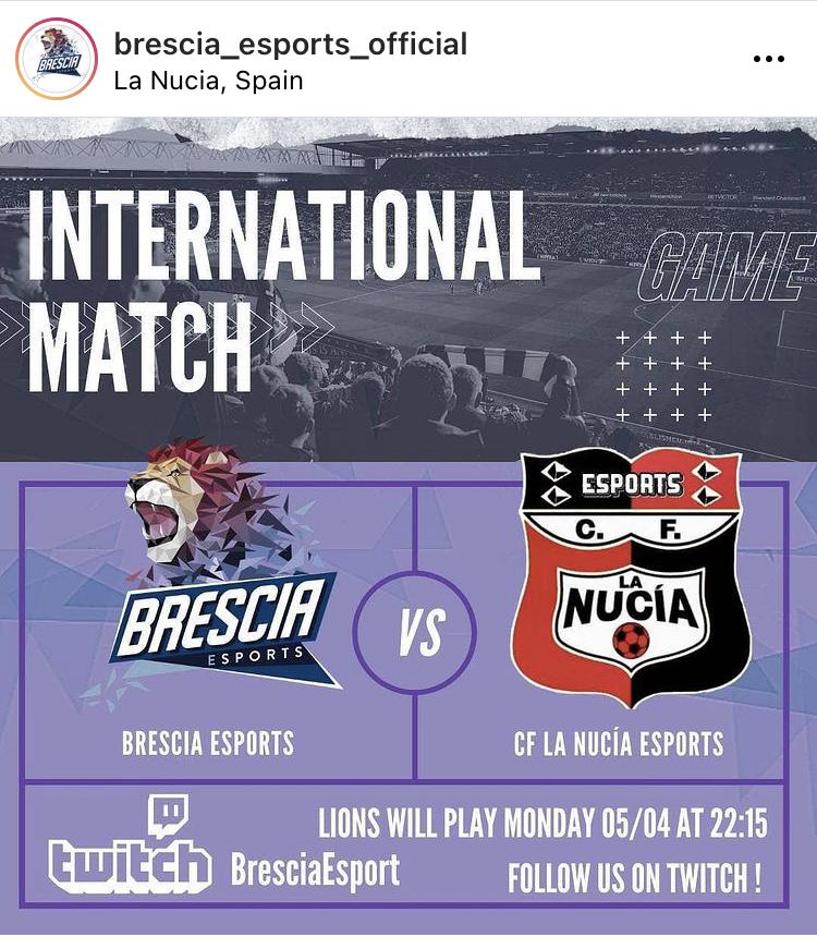 Italia vs Espana – ProClub ShowMatch